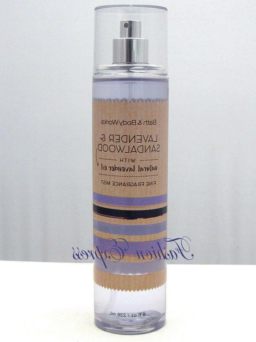 lavender sandalwood fine