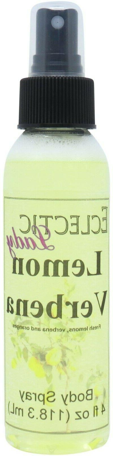 Lemon Body Spray