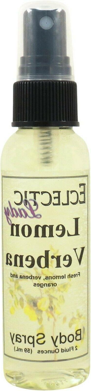 lemon verbena body spray
