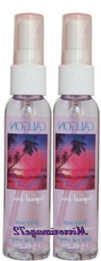 Calgon Tropical Dream Body Mist Spray 2 0z/59mL Each,  'RAR