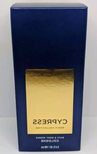 men collection cologne spray cypress 3 4oz