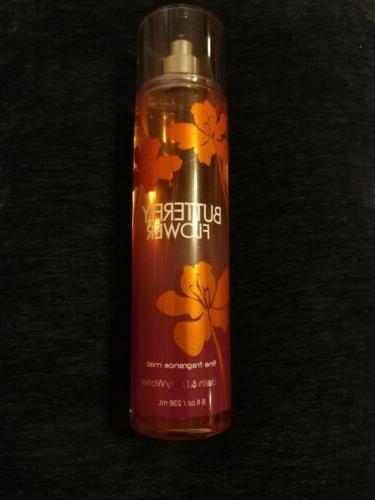 New Bath Work's Body Spray 8oz