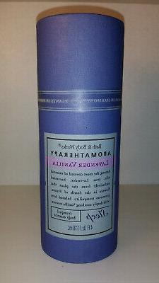 NEW!! Bath & Body Works AROMATHERAPY Lavender Vanilla ESSENC