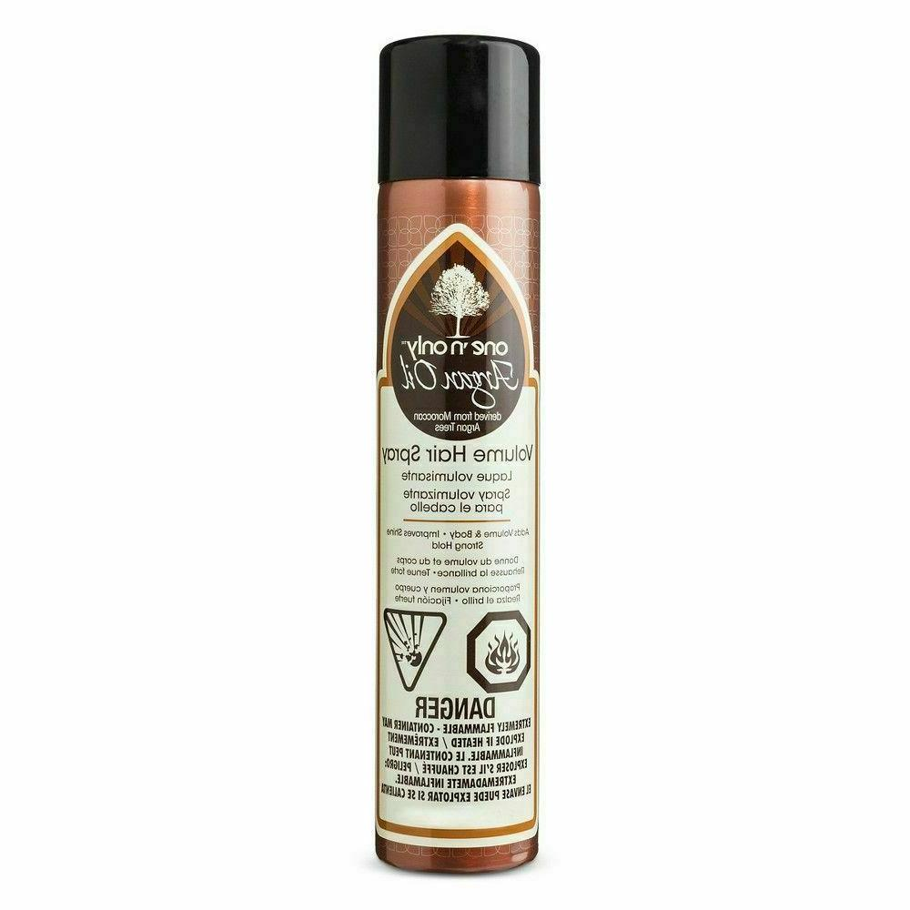 new one n only argan oil volumizing