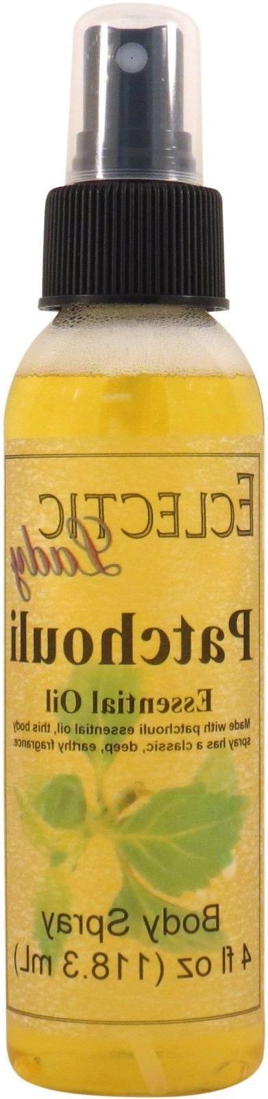 Patchouli Spray