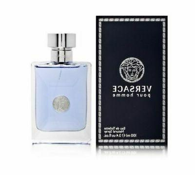 Versace Pour Homme For Men 1.7 oz EDT Spray By Gianni Versac