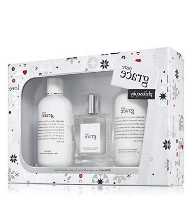 pure grace holiday collection set