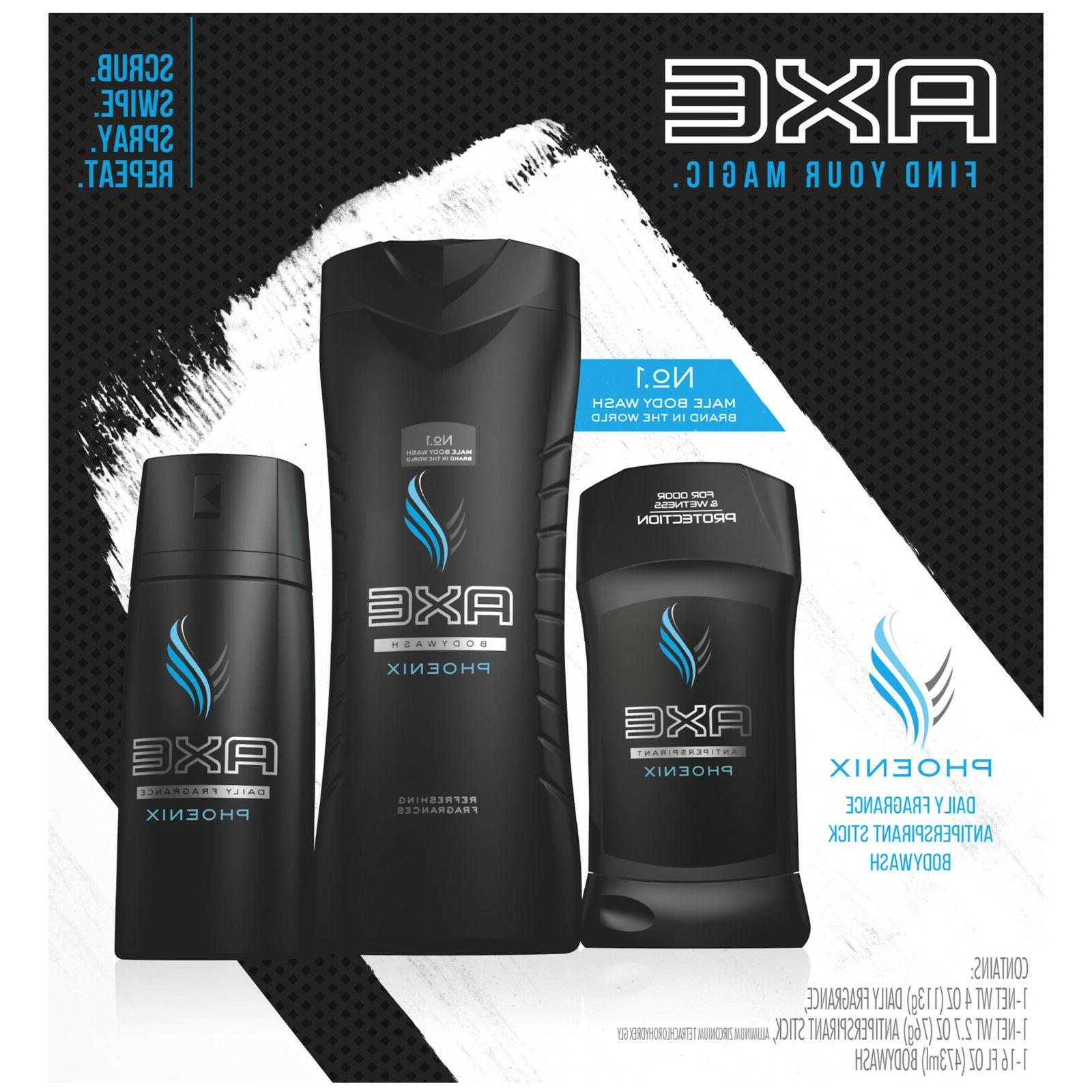 Men, 4 oz, 4 count, Packaging May Vary