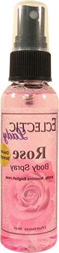 Rose Body Spray , 2 ounces
