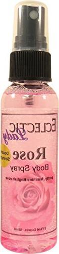 Rose Body Spray , 2 ounces