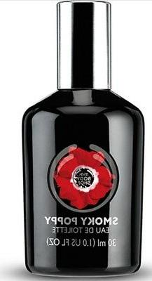 The Body Shop Smoky Poppy Eau de Toilette Perfume 30 ml 1oz