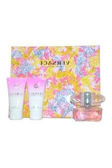Versace Bright Crystal by Versace for Women - 3 Pc Gift Set