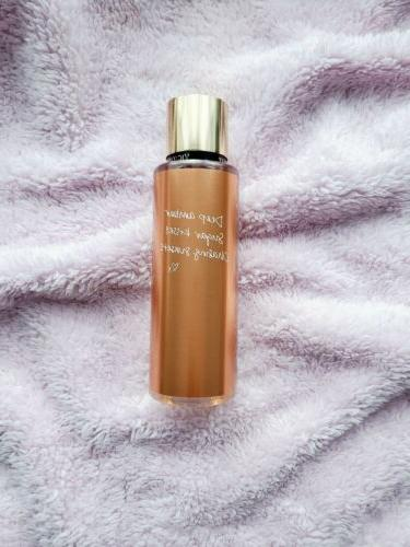 Victoria's AMBER ROMANCE Fragrance Mist Body Spray 8.4 oz