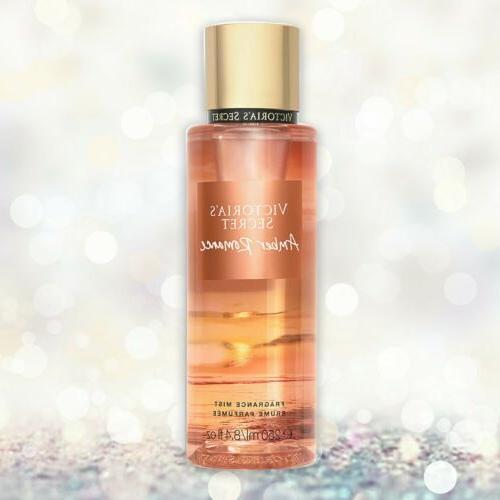 victoria s secret amber romance fragrance mist