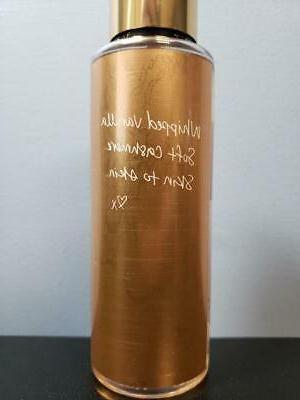 Victoria's BARE VANILLA Fragrance Mist 8.4 / 250 mL Brand New!