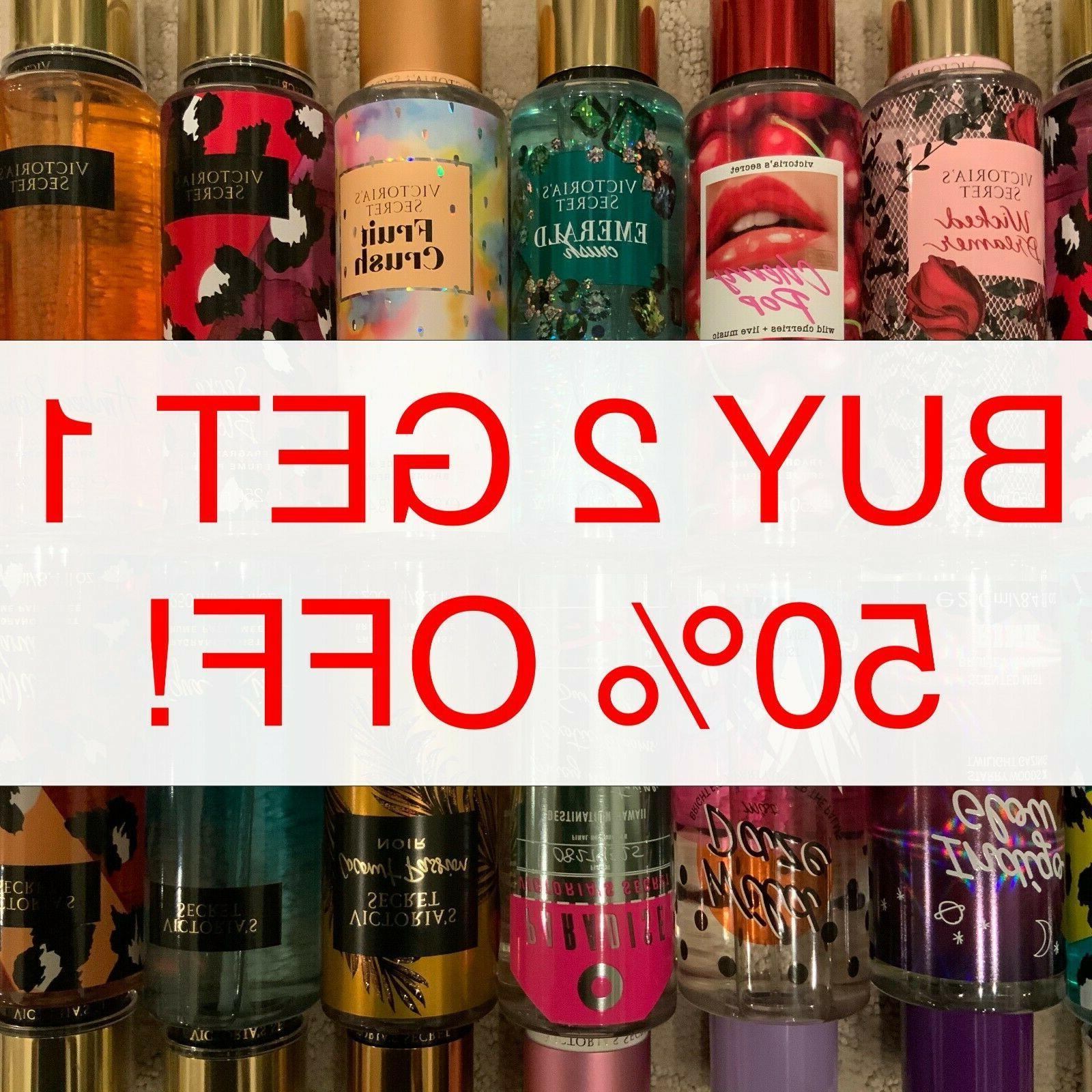 victoria s secret fine fragrance body mist