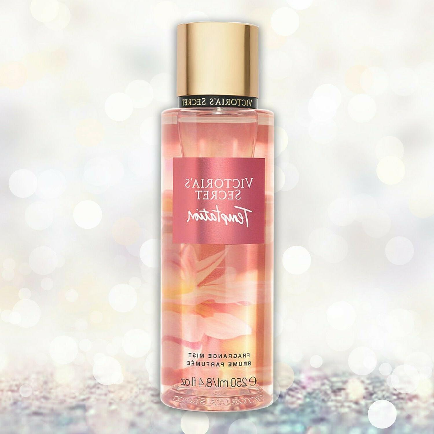 victoria s secret temptation fragrance mist body