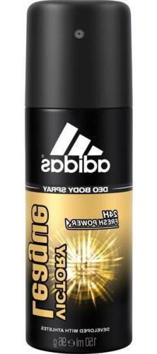 Victory League Adidas Deodorant Body Spray men 5 oz