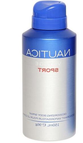 voyage sport deodorant body spray 5 0