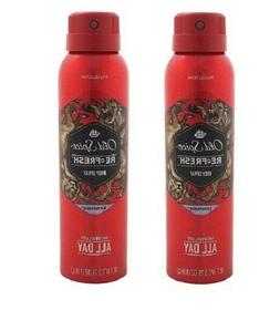 Old Spice Lionpride Deodorant Body Spray 150 ml / 5 oz - 2 P
