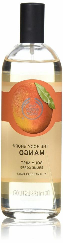 The Body Shop, Mango Body Mist, Full-Size 3.3 oz Spray