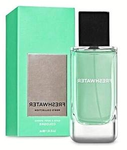 Bath & Body Works Men's Collection FRESHWATER For Men Cologn