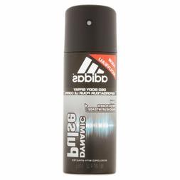 Men's adidas Dynamic Pulse Deodorant Body Spray 48-Hour Endu