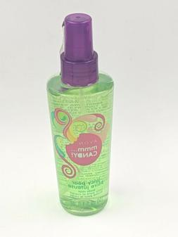 AVON mmm... CANDY!  Juicy Pear  body spray