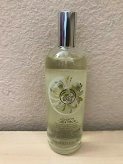 THE BODY SHOP MORINGA BODY MIST 3.3 OZ SPRAY FRAGRANCE