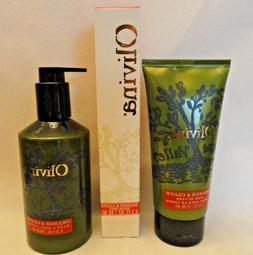 Olivina Napa Valley Orange & Clove Body Butter,Lotion, and R
