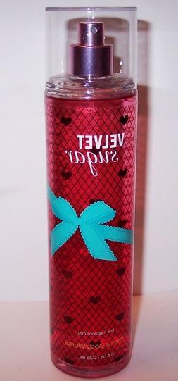 NEW & FRESH! Bath & Body Works VELVET SUGAR Fine Fragrance M