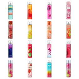New Bath & Body Works Fine Fragrance Body Splash Spray Mist