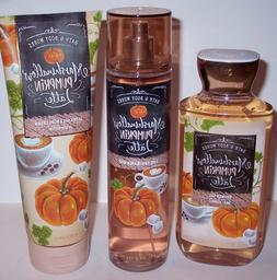 new bath and body works marshmallow pumpkin