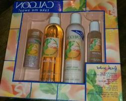 New In Box: CALGON Fresh Sorbet Gift Set- Body Spray/Mist, L