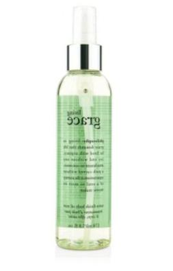 NEW PHILOSOPHY LIVING GRACE SATIN-FINISH BODY OIL MIST SPRAY