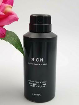 Bath & Body Works Noir for Men 3.7 oz Body Spray