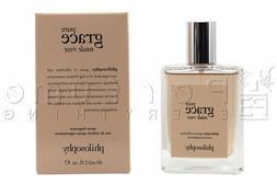 philosophy pure grace nude rose eau de toilette spray 2fl. o