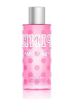VICTORIA'S SECRET Pink NEW! Scent Fresh And Clean TRAVEL-SIZ