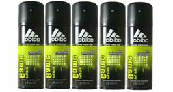 Adidas Pure Game for Men by Coty Deodorant Body Spray 5.0 oz