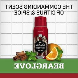 Old Spice Re Fresh Body Spray - Wild Collection: Bearglove -