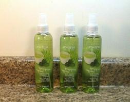 Avon Senses Body Spray Green Tea & Verbena Scent LOT Of 3 NE