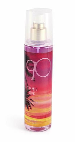 Ocean Pacific Simply Sun Body Mist for Her, 8 Fluid Ounce