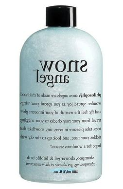 Philosophy Snow Angel 3 in 1 Shampoo  Shower Gel  Bubble Bat