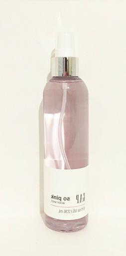 Gap So Pink Women's Fragrance Body Mist 8 oz / 236ml  - New