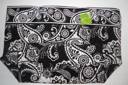 Vera Bradley Sun Valley MAILBAG Ultimate Crossbody Purse Zip