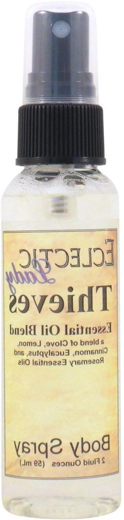 Thieves Essential Oil Blend Body Spray
