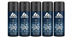 Adidas Uefa Champions League Men by Coty Deodorant Body Spra