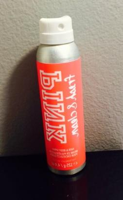 VICTORIA 'S SECRET Pink Fresh & Clean Hair & Body Spray 125g