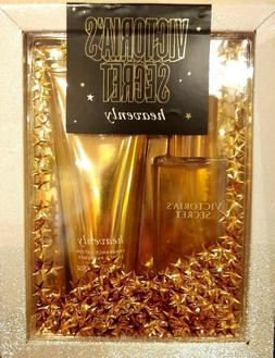 Victoria's Secret Gift Set-HEAVENLY or TEASE- Body Spray & L