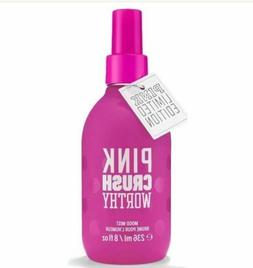 VICTORIA'S SECRET PINK CRUSH WORTHY MOOD MIST FRAGRANCE BODY